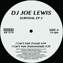 Joe Lewis/SURVIVAL EP 2 12""