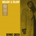 Bennie Green/WALKIN' AND TALKIN' GTFD LP