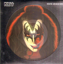 KISS-Gene Simmons/GENE (PIC DISC) LP