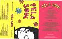 Fela Soul/FELA VS DE LA SOUL TAPE