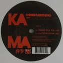 Karizma/GOOD MORNING OSUNLADE+ATJAZZ 12""