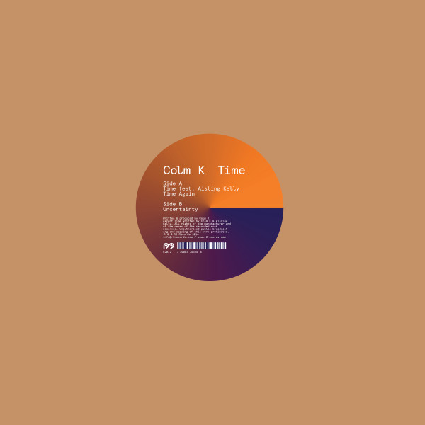 Colm K/TIME EP 12""