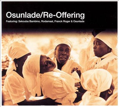 Osunlade/RE-OFFERING MIX CD