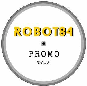 "Robot84/PROMO VOL. 2 12"""