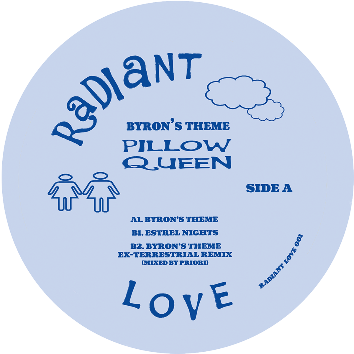 Pillow Queen/BYRON'S THEME (EX-T RX) 12""