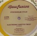"Stockholm Cyclo/ELECTRONIC GHETTO.. 12"""