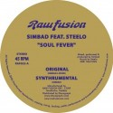 Simbad/SOUL FEVER (FEAT STEELO) 12""