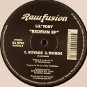 Lil Tony/REDRUM & WORDS 12""