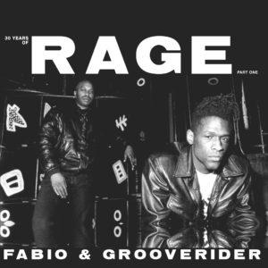 Fabio & Grooverider/RAGE PART 1 DLP