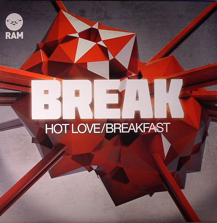 Break/HOT LOVE 12""