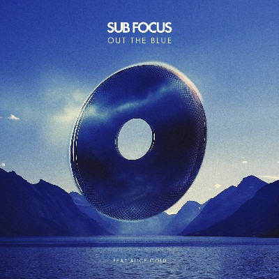 Sub Focus/OUT THE BLUE 12""
