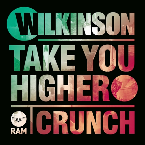 Wilkinson/TAKE YOU HIGHER 12""