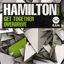 "Hamilton/GET TOGETHER 12"""