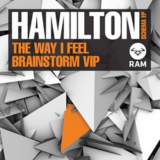 Hamilton/THE WAY I FEEL 12""