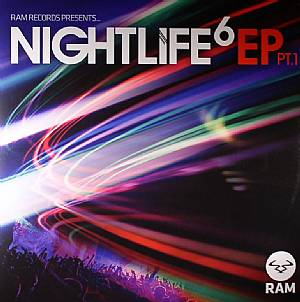 Andy C/NIGHTLIFE VOL. 6 EP #1 D12""