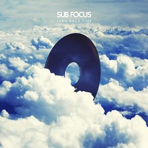 "Sub Focus/TURN BACK TIME (METRIK RX) 12"""