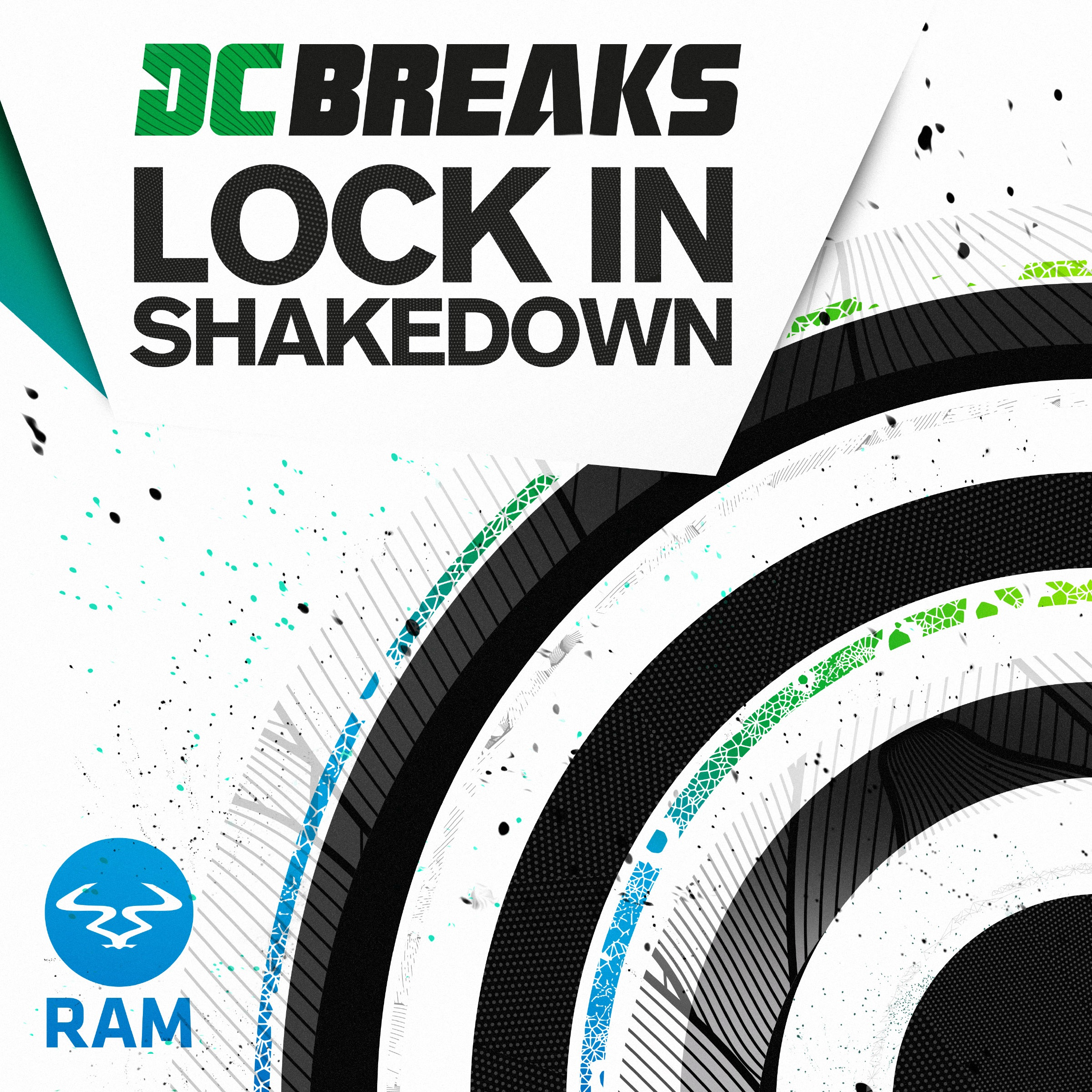 DC Breaks/LOCK IN 12""