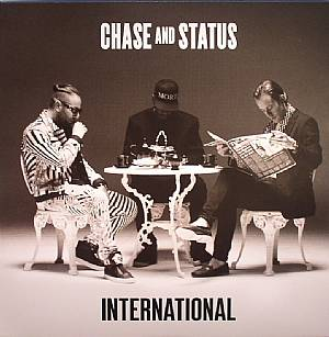 Chase & Status/INTERNATIONAL 12""
