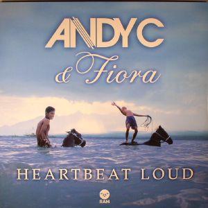 "Andy C/HEARTBEAT LOUD 12"""