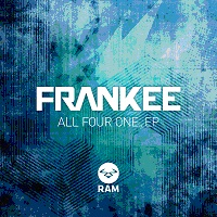 Frankee/ALL FOUR ONE EP D12""