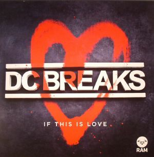 """DC Breaks/IF THIS IS LOVE 12"""""""