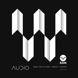 "Audio/NOW THE FUTURE 12"""