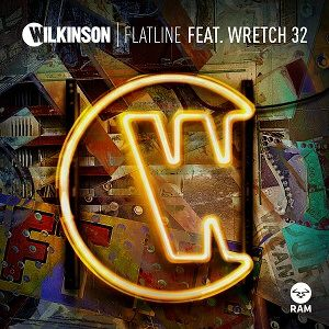 Wilkinson/FLATLINE (NU:LOGIC REMIX) 12""