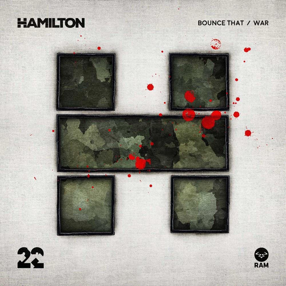 "Hamilton/BOUNCE THAT 12"""