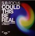 Sub Focus/COULD THIS BE... (D&B RMX) 12""