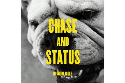 "Chase & Status/NO MORE IDOLS EP D12"""