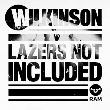 Wilkinson/LAZERS NOT INCLUDED EP D12""