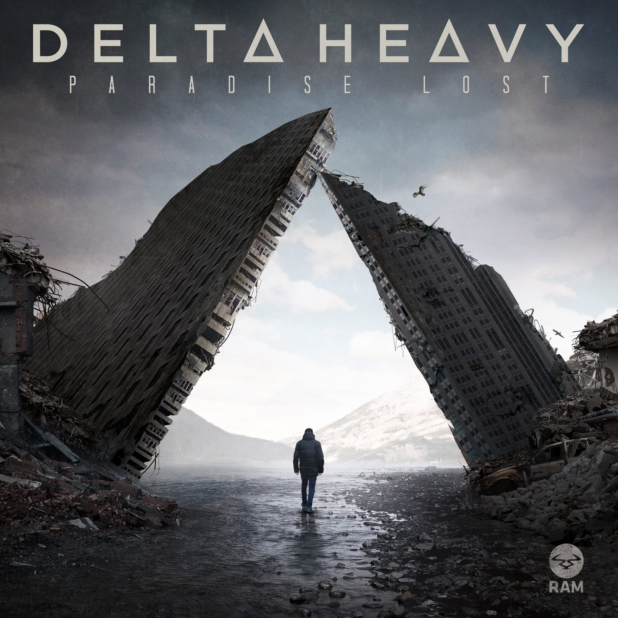 Delta Heavy/PARADISE LOST CD