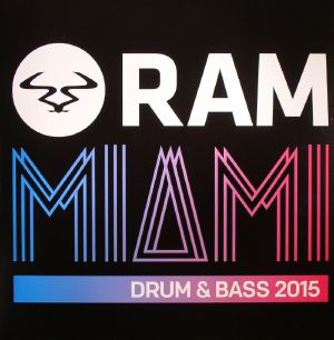 Various/RAM MIAMI DRUM & BASS 2015 3LP