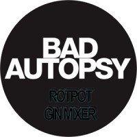 "Bad Autopsy/BAD AUTOPSY EP 12"""