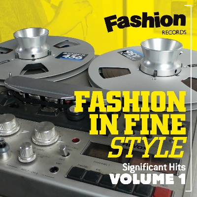 Various/FASHION IN FINE STYLE VOL 1 CD