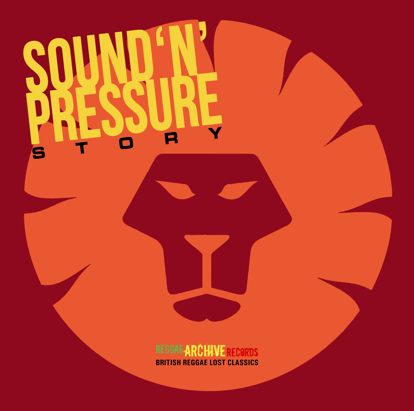 Various/SOUND N' PRESSURE STORY LP