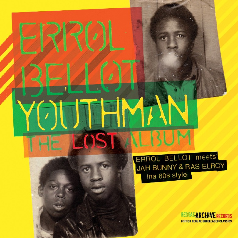 Errol Bellot/YOUTHMAN-THE LOST ALBUM LP