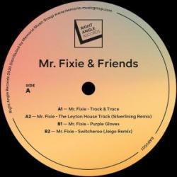 "Mr. Fixie/MR. FIXIE & FRIENDS EP 12"""
