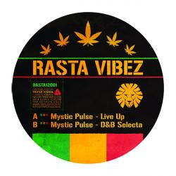 Mystic Pulse/LIVE UP 12""