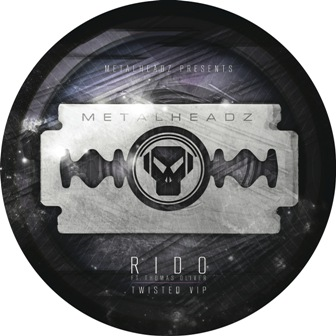 Rido/TWISTED (VIP MIX) PIC DISC 12""