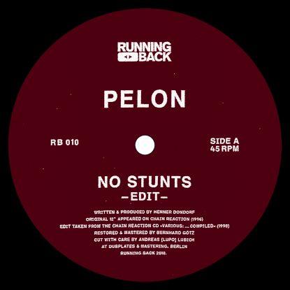 "Pelon/NO STUNTS 12"""