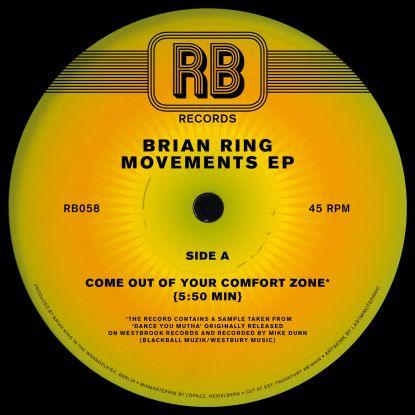 "Brian Ring/MOVEMENTS EP 12"""