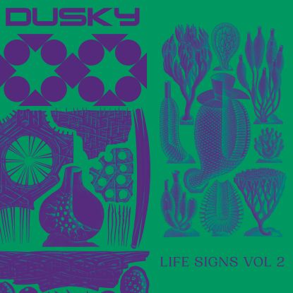 Dusky/LIFE SIGNS VOL. 2 12""