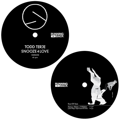 Todd Terje/DIGITAL DUBPLATES 10""
