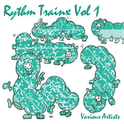 Manuel Tur/RHYTHM TRAINX VOL 1 12""