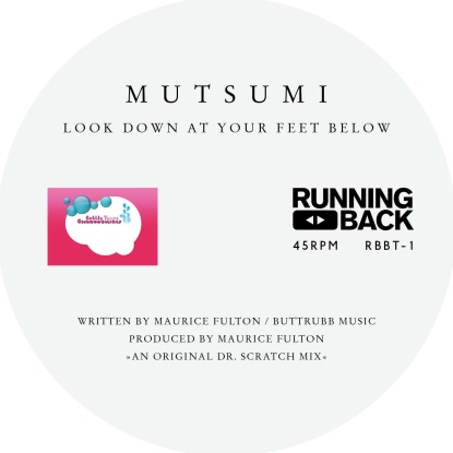 Mutsumi/LOOK DOWN AT YOUR FEET BELOW 12""