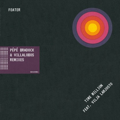 Feater/TIME MILLION: REMIXES PT 1 12""
