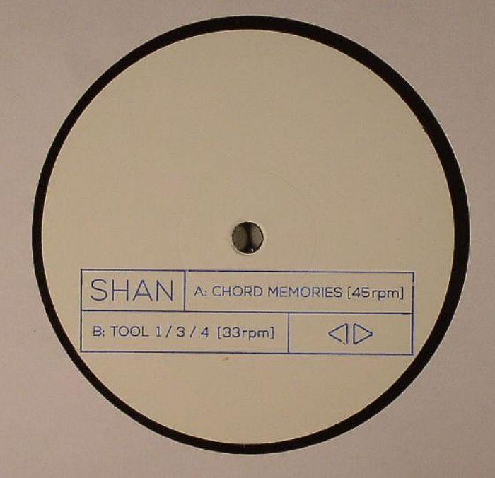 """Shan/CHORD MEMORIES 12"""""""