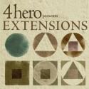 4 Hero/PRESENTS EXTENSIONS CD