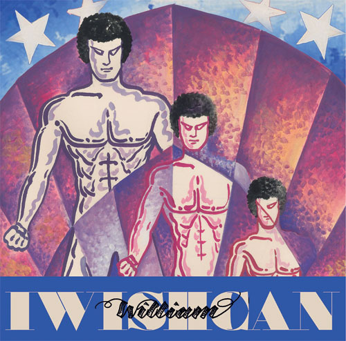 The 3 Pieces/IWISHCAN WILLIAM 12""